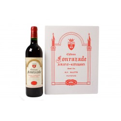 Château Fonrazade 2011 - Pack of 6 bottles 75cl