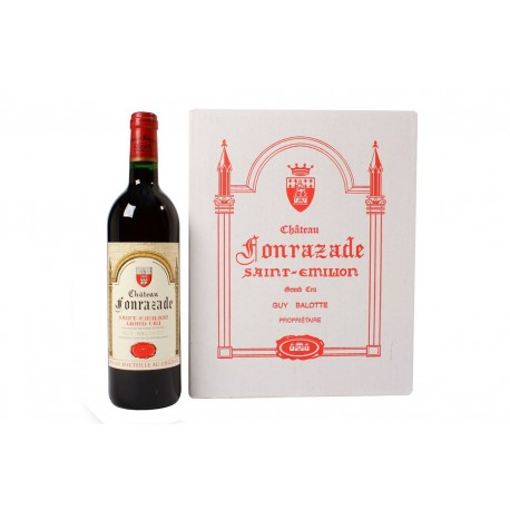 Château Fonrazade 2015 - Pack of 6 bottles 75cl